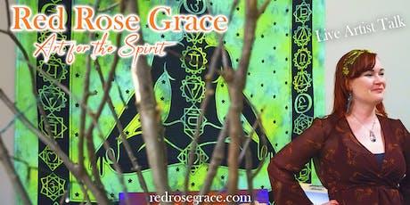Red Rose Grace Artist Talk tickets
