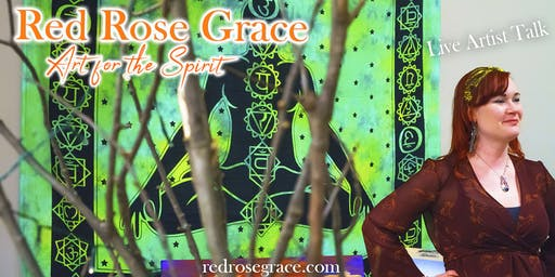 Red Rose Grace Artist Talk