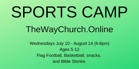 Sports Camp tickets