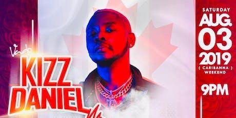 ★ KIZZ DANIEL live in Toronto ★ tickets