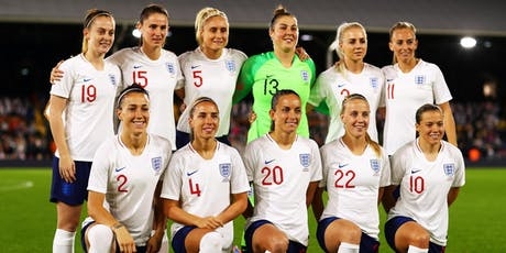 Women's World Cup: England V Japan tickets