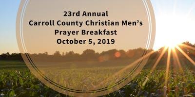 Carroll County Christian Men's Prayer Breakfast
