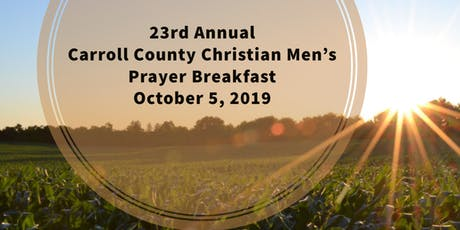 Carroll County Christian Men's Prayer Breakfast tickets