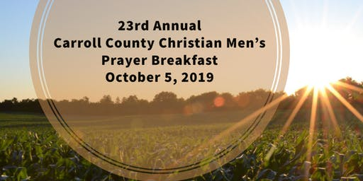 Carroll County Christian Men's Prayer Breakfast