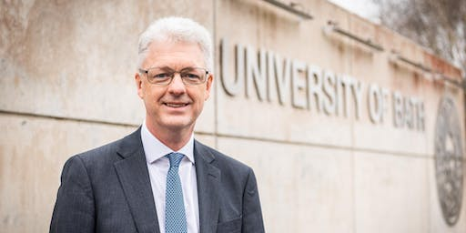 Meet our new Vice-Chancellor