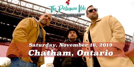 It's a Portuguese Thing! Live in Chatham, Ontario
