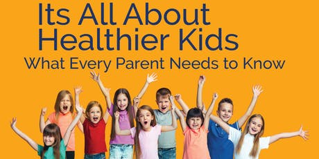 How to Raise Healthy Kids tickets