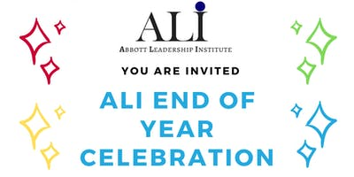 ALI End of Year Celebration