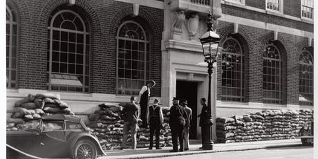 Policing Birmingham During WW2 talk & tour tickets