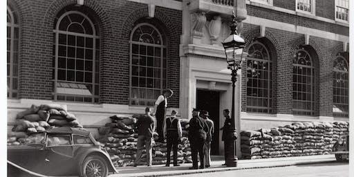 Policing Birmingham During WW2 talk & tour