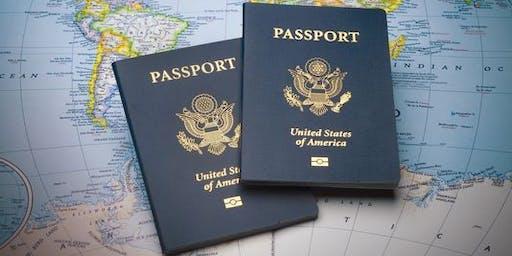 USPS Passport Fair at Paris Post Office