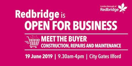 Redbridge is Open for Business tickets