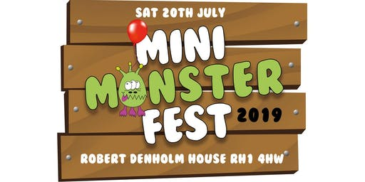 Mini Monster Fest 2019