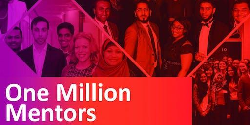 Mentoring Workshop with One Million Mentors, Manchester