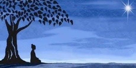 Introduzione alla meditazione vipassana biglietti