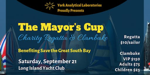 The Mayor's Cup Charity Regatta & Clambake