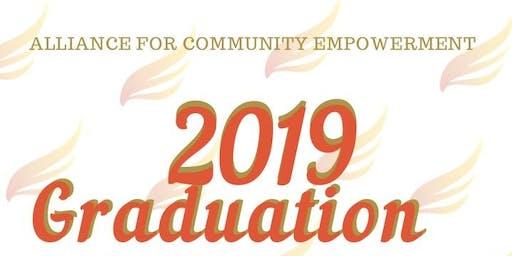 2019 ACE Graduation
