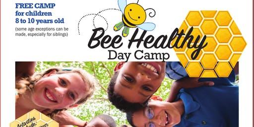 "Mercy's ""Bee"" Healthy Summer Day Camp"