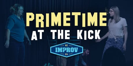 Primetime at The Kick tickets