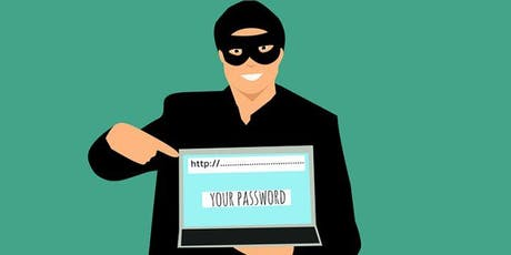 Identity Theft - What to do? Lunch and Learn with Members 1st tickets