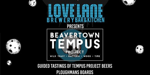 Beavertown Tempus Project guided beer tasting