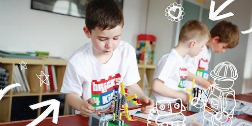 Playstival | Bricks 4 Kidz Lego Technic Workshop Saturday 3:30pm