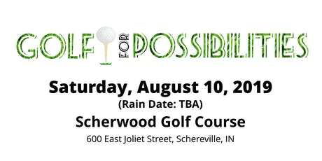 Golf for Possibilities 2019 tickets