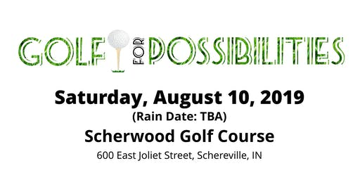 Golf for Possibilities 2019