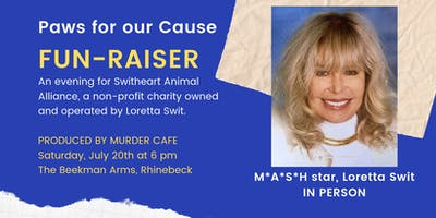 Paws for our Cause: FUN-RAISER for Switheart