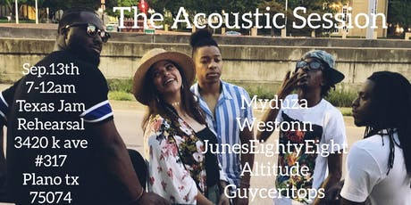 The Acoustic Sessions tickets