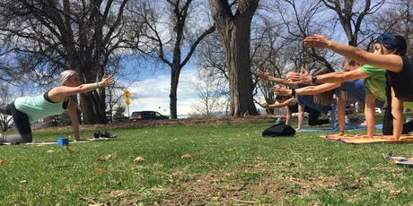 Free Yoga at Washington Park tickets
