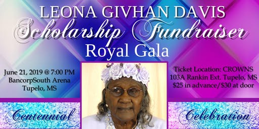 Leona Givhan Davis Scholarship Fundraiser Gala
