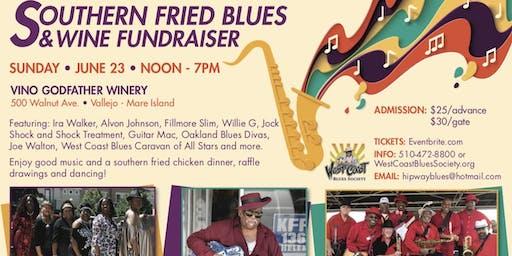 West Coast Blues Society Southern Fried Blues & Wine Fundraiser 2019