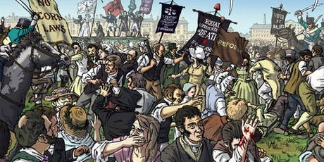Peterloo: Witnesses to a Massacre tickets