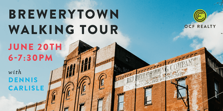 Brewerytown: Rich Past, Exciting Future tickets