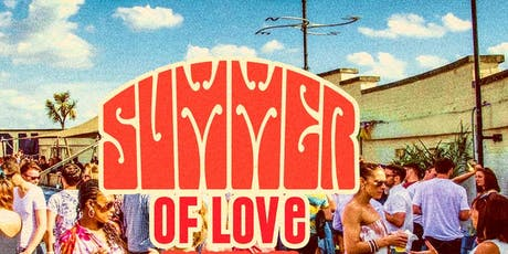 Summer of Love - Brixton Rooftop Festival tickets