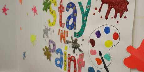 Stay 'N' Paint Workshop: Father's Day Special (Still Life Painting) tickets