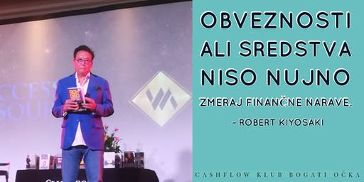 Delavnica Povečajte svoj finančni IQ - Ljubljana