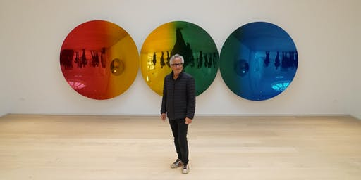 Anish Kapoor in Conversation at Pitzhanger