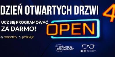 Dzień Otwartych Drzwi do Programowania - IV Edycja