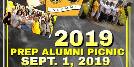 2ND ANNUAL PREP ALUMNI PICNIC tickets