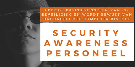 Security Awareness Personeel Training (Nederlands) tickets