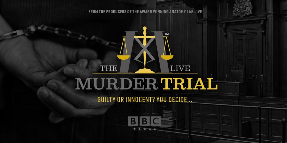 The Murder Trial Live 2019 | Cornwall 12/09/2019