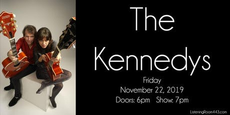 The Kennedys at 443 tickets