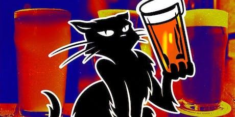 July HopCat Beer Dinner featuring Sarro Cider Co. tickets