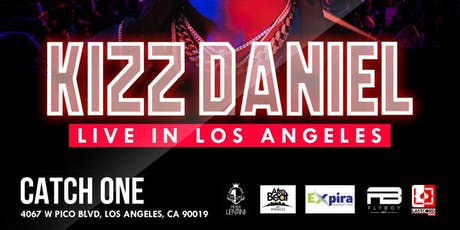 KIZZ DANIEL LIVE IN LOS ANGELES tickets