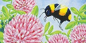 Paint and Sip Tea Tonasket: Bee and Clover