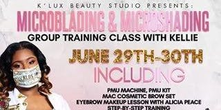Microblading & Microshading Group Training