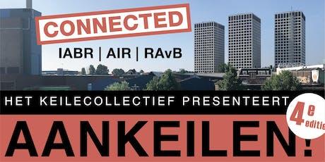 AANKEILEN CONNECTED- S4:A4-Plannen Vierhavenspark M4H tickets