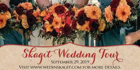 6th Annual Skagit Wedding Tour tickets
